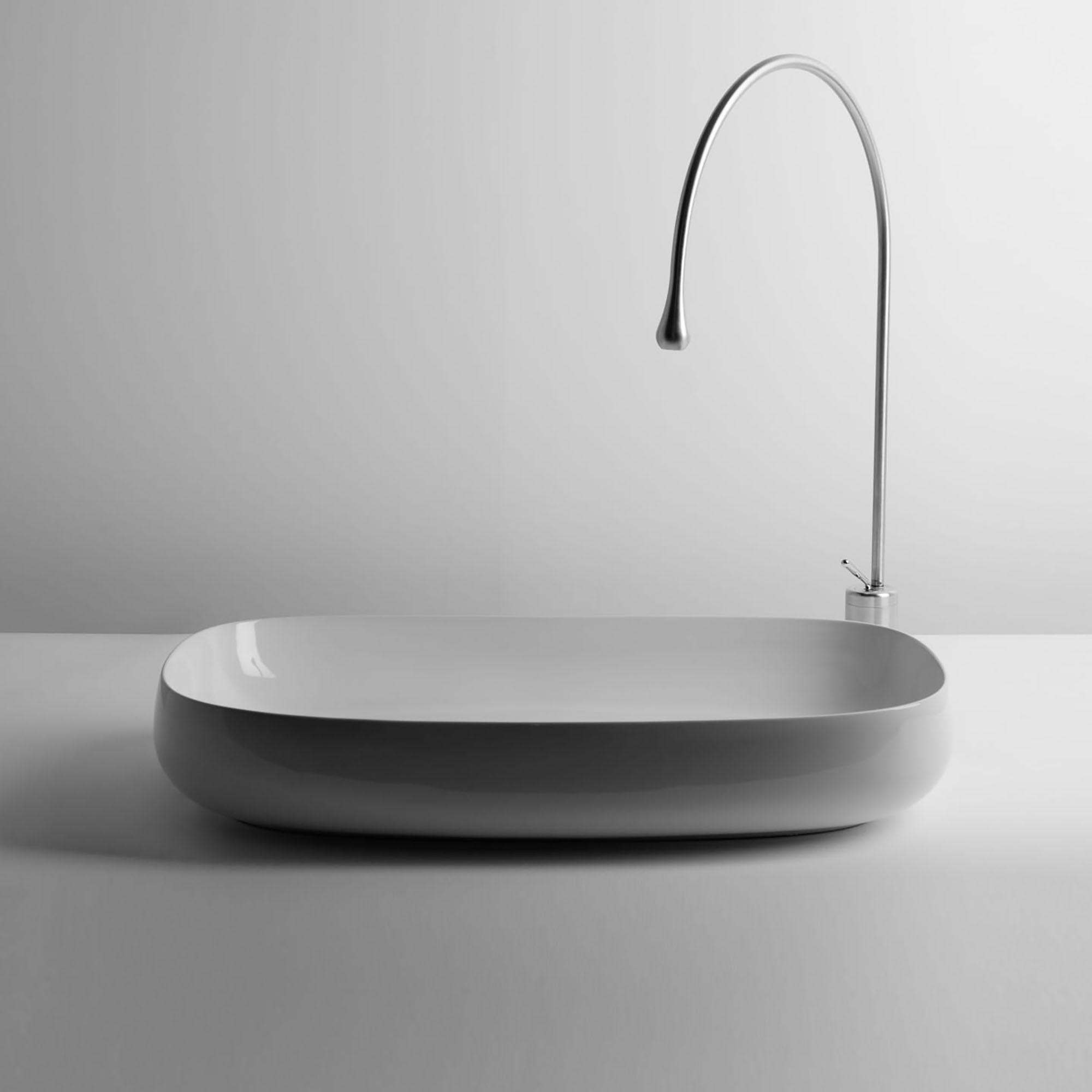 Seed 70.40 (SEL04) sink gloss white