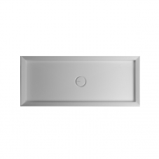 Cut 90.38 (CTL020) sink Matte White