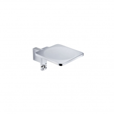 Damasc DM 3201M Soap Dish in Polished Chrome