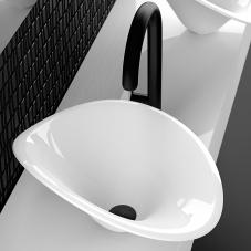 FLOwer Pert Bathroom Sink