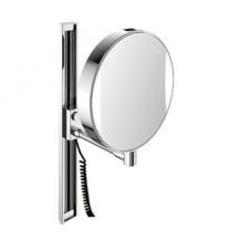 Spiegel 1095.001.12 LED lighted magnifying mirror 7x/3x