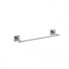 Quadro A1618 Towel Bar in Polished Chrome