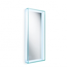Speci 5681 mirror w glass frame LED light