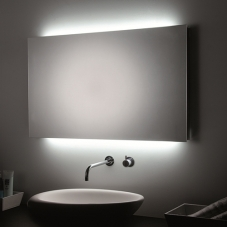 T5-R Wall Mirror with LED Lights