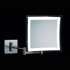 Smile 840 - BS 84 magnifying mirror LED battery 5X